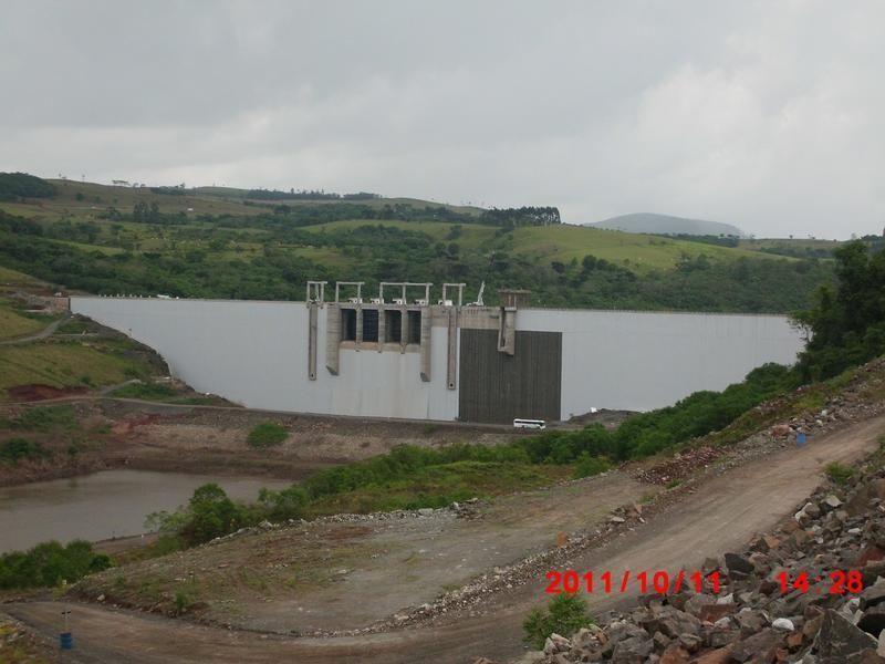 Staudämme in Brasilien